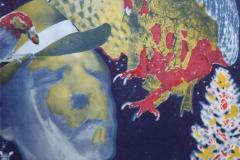 Patrick Fauck, Waldgeistermeister, Lichtdruck, 66 x 48 cm