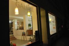 Galerie bei Nacht
