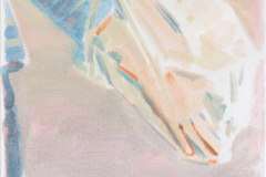 Anton Schön, The Big Empty , 60 x 41 cm, Öl auf Leinwand, 2019