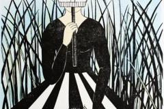 Franziska Neubert, Rapunzel – Im Gras