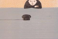 Franziska Neubert, Wartend (Warten)