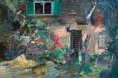 Heinrich Mauersberger, Haus am Waldrand