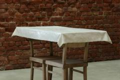 Ohne Tisch