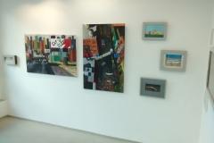 Markus Lange, Ausstellungseinsicht (2)