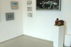 Markus Lange, Ausstellungseinsicht (3)