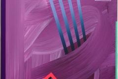 Marlet Heckloff, #30401809, Acryl auf Leinwand, 30x40 cm, 2018