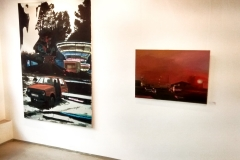 Toni Minge, Ausstellung Immanenz 2018