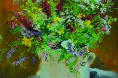 Marianne Riedel, Wiesenblumen