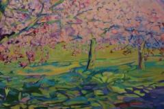 Andrea Gohr, Mandelblüte